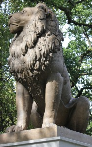 Flensburg_Lion_Close-up_Image