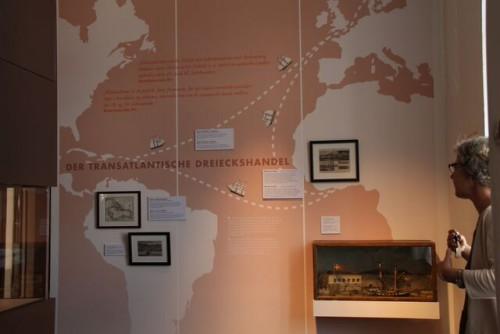 Der dänische Dreieckshandel:  Mit der Kuratorin Susanne Grigull im Flensburger Schifffahrtsmuseum